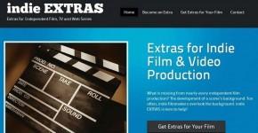 Indie Extras | Kansas City web design