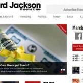 Leonard Jackson   Political and Financial Blogger
