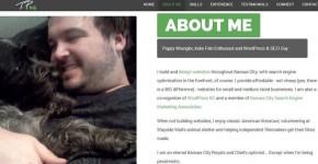Travis Pflanz - Kansas City Web Designer
