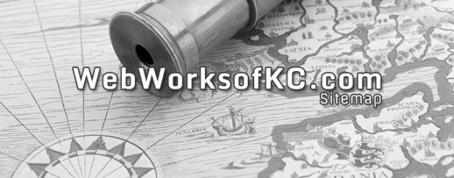 Web Works of Kansas City Sitemap